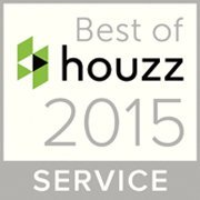 Best of Houzz - Service 2015 180x180
