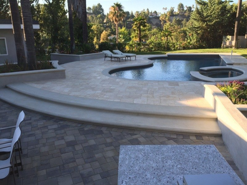 Rl Remodeling Gallery Backyard Transformation Tarzana