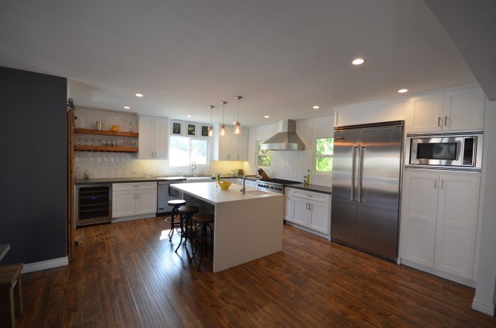 Gallery - Kitchen expansion & Remodel - Woodland Hills 2