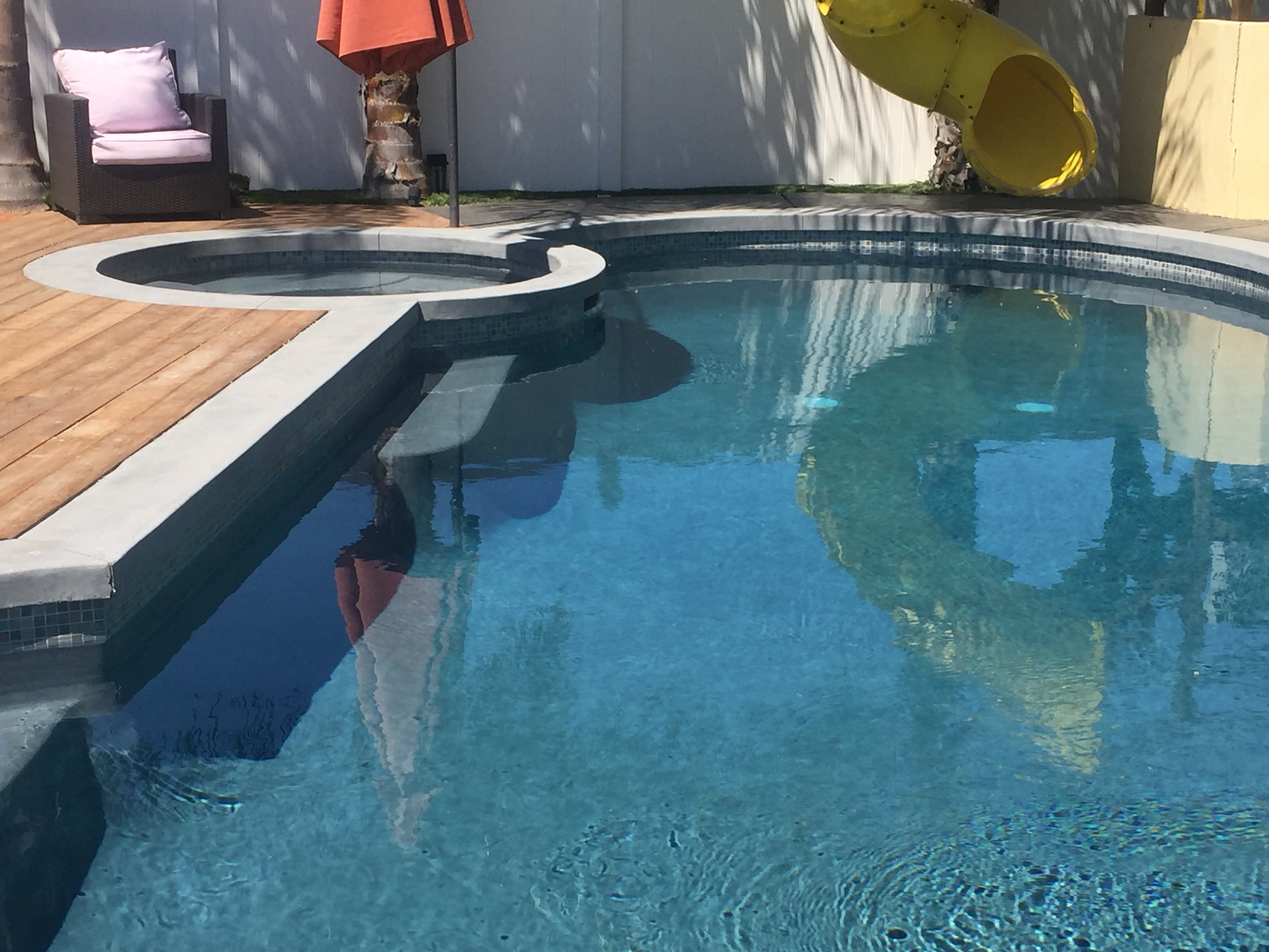 pool replaster