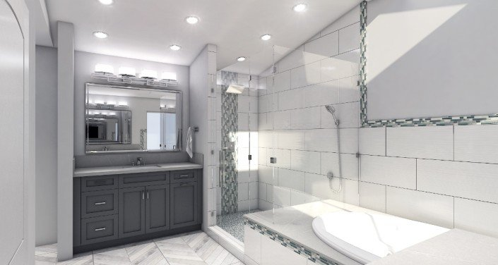 Gallery - Bathroom Projects 155