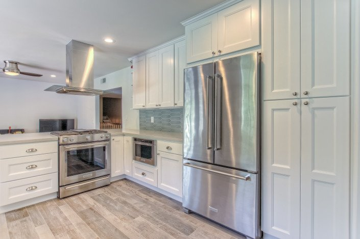 Gallery - Complete Kitchen and Bathrooms remodel - La Cresenta 4