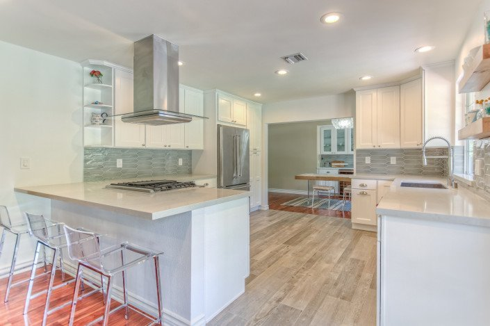 Gallery - Complete Kitchen and Bathrooms remodel - La Cresenta 10