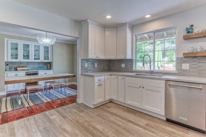 Gallery - Complete Kitchen and Bathrooms remodel - La Cresenta 2