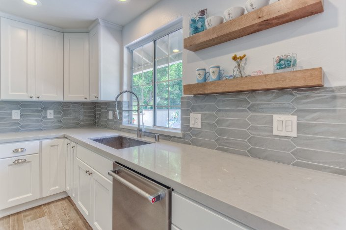 Gallery - Complete Kitchen and Bathrooms remodel - La Cresenta 6