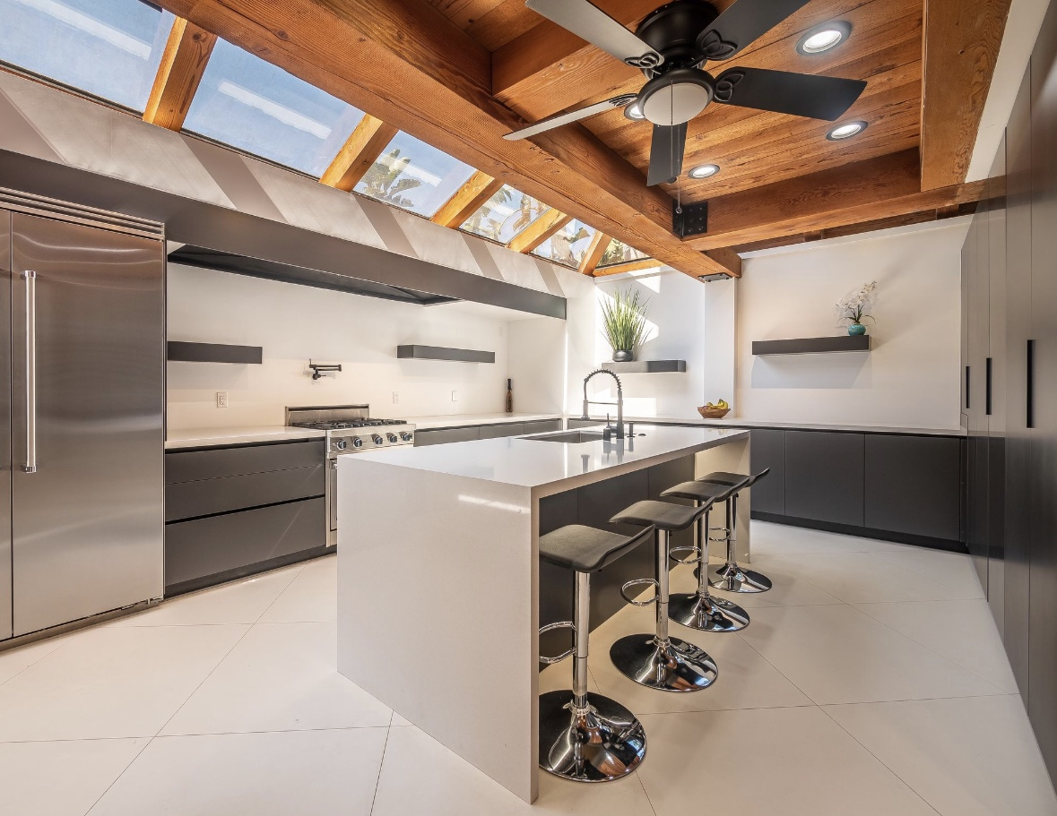 Kitchen Remodel - Sherman Oaks